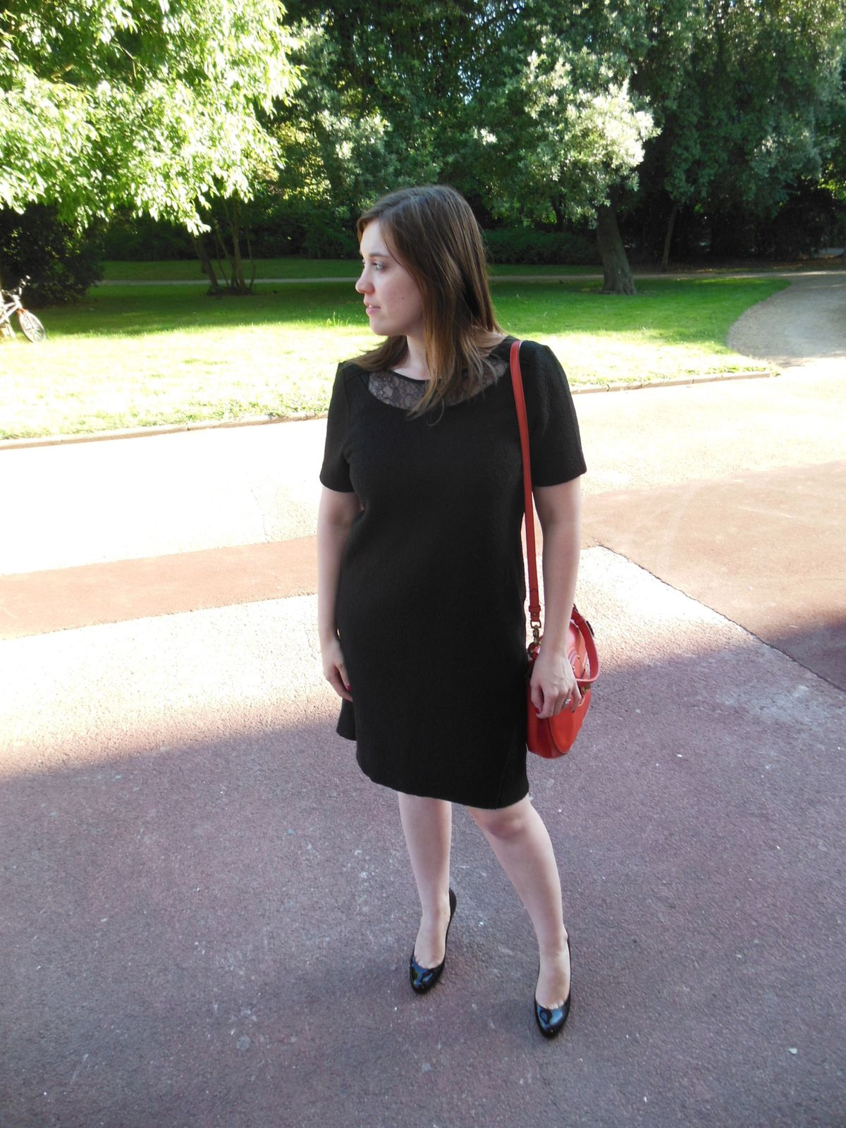 Robe - Marc By Marc Jacobs /// Escarpins - Louboutin /// Sac - Coach