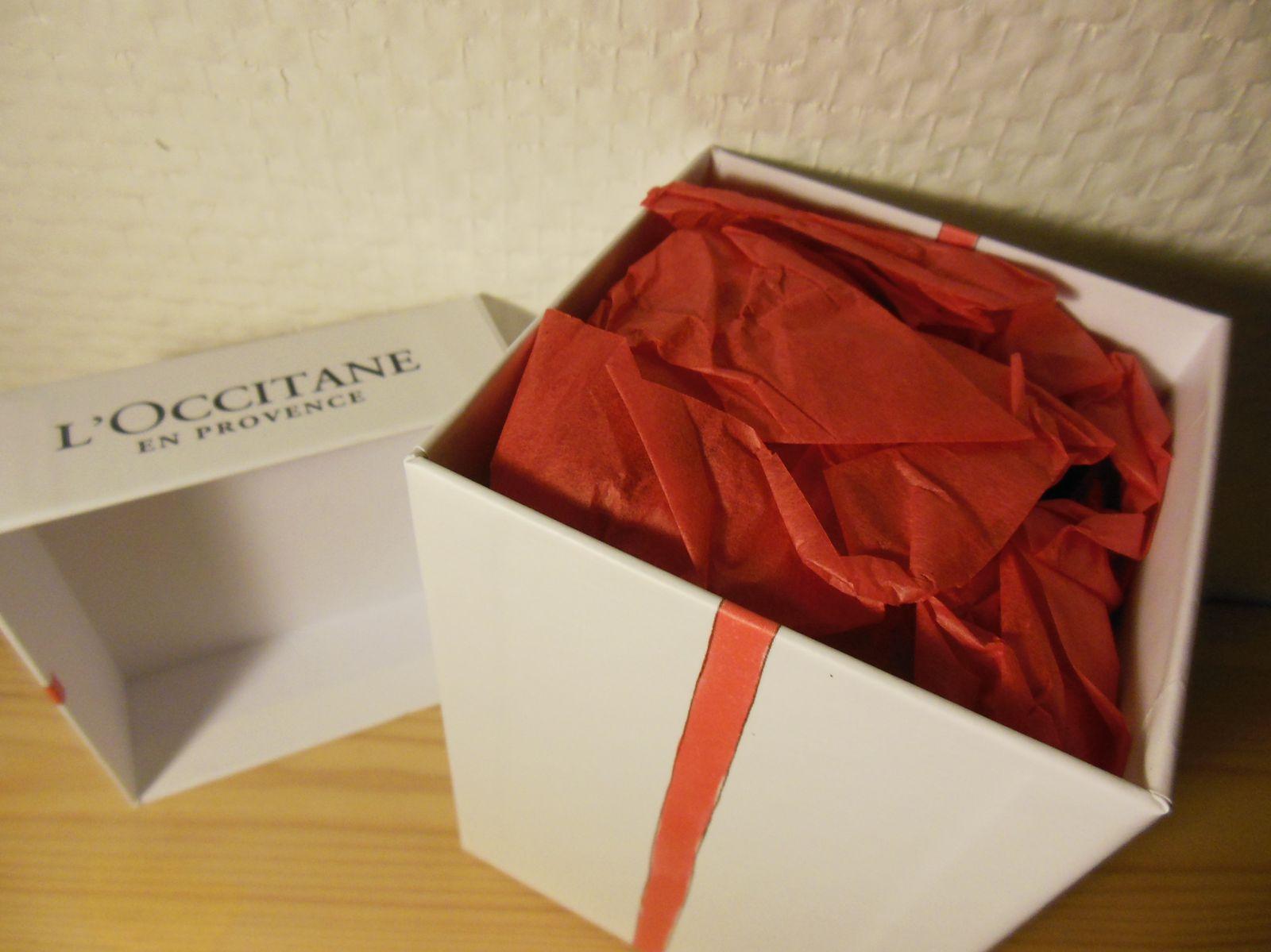 La Little Mini Box de Noël 2013 by L'Occitane (Bon Plan)