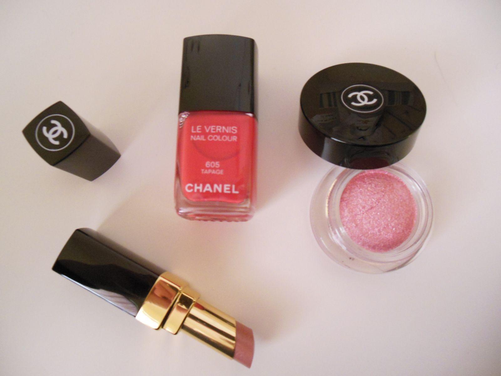 Nouveauté Chanel Maquillage