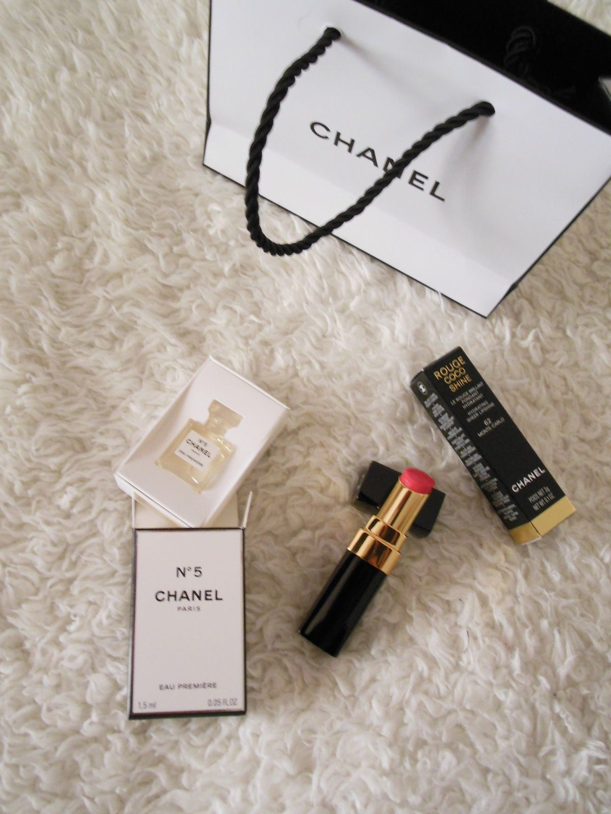 Shopping en &quot&#x3B;C&quot&#x3B; (Céline, Carven &amp&#x3B; Chanel)