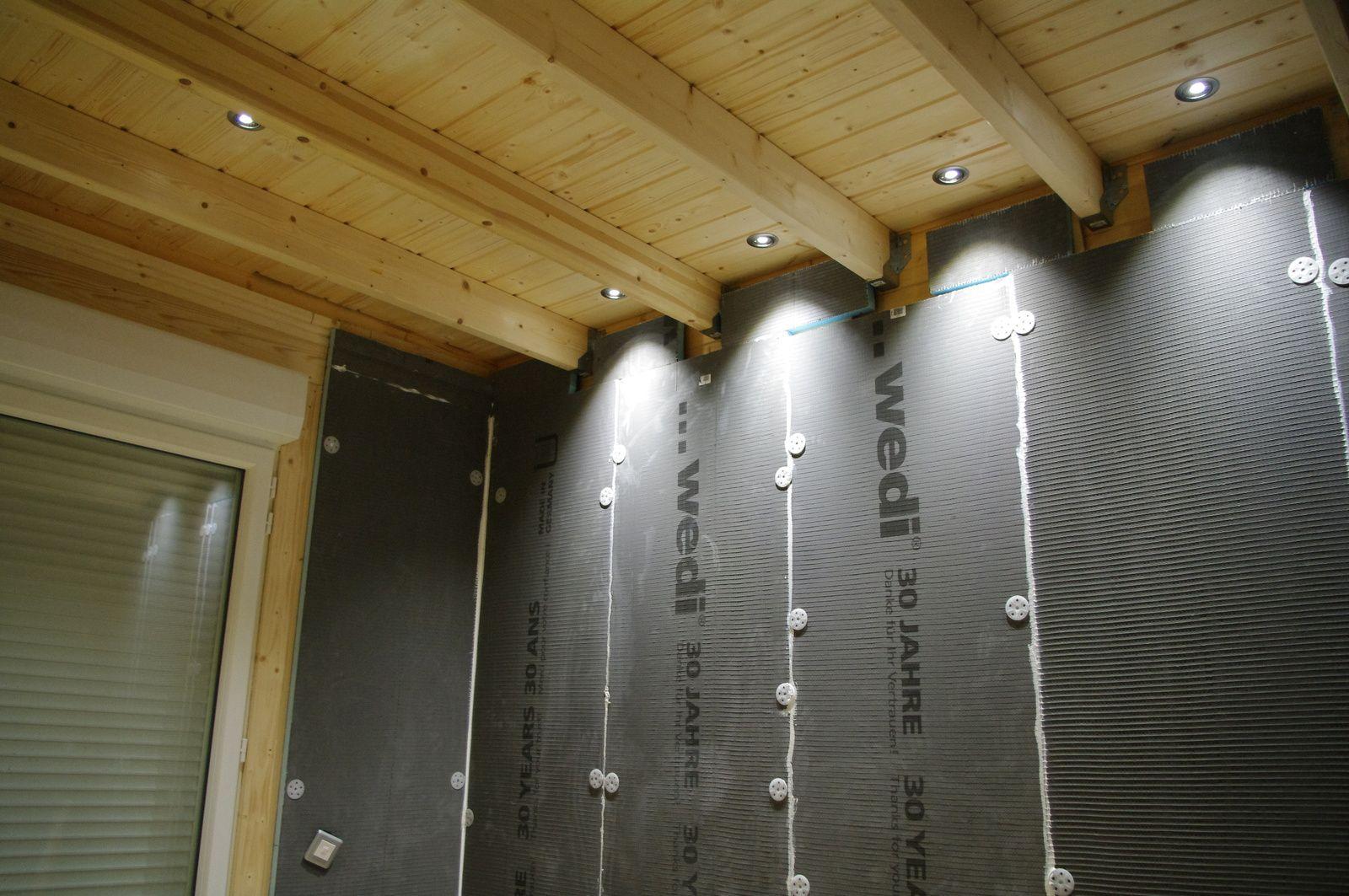 les finitions enfin un chapitre que j 39 aime notre maison en bois. Black Bedroom Furniture Sets. Home Design Ideas