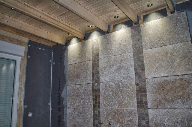 la salle de bain notre maison en bois. Black Bedroom Furniture Sets. Home Design Ideas
