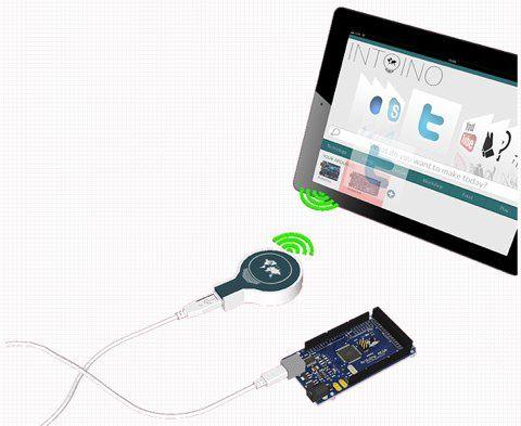 Intoino, il kit per trasformare gli oggetti in elementi interattivi