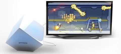 GamePop, la console con Android che si usa con un abbonamento mensile