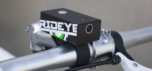 Rideye, la scatola nera per biciclette