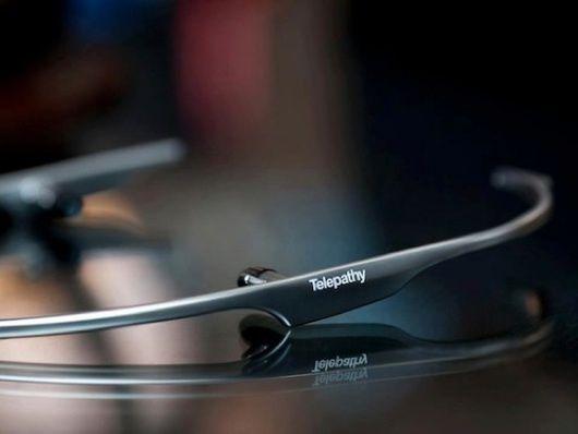 Telepathy, un cerchietto per la testa che sfida i Google Glass