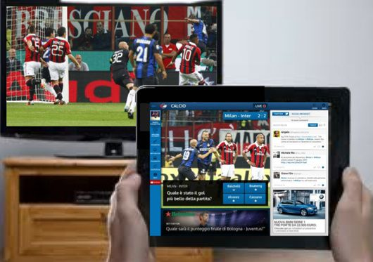 Mediaset Connect e vedere la partita non sarà più la stessa cosa