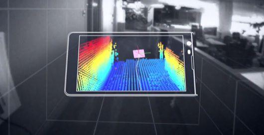 Il progetto Tango di Google per trasformare gli ambienti reali in virtuali