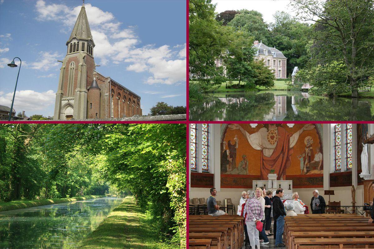 Visiter Remaucourt cet été !