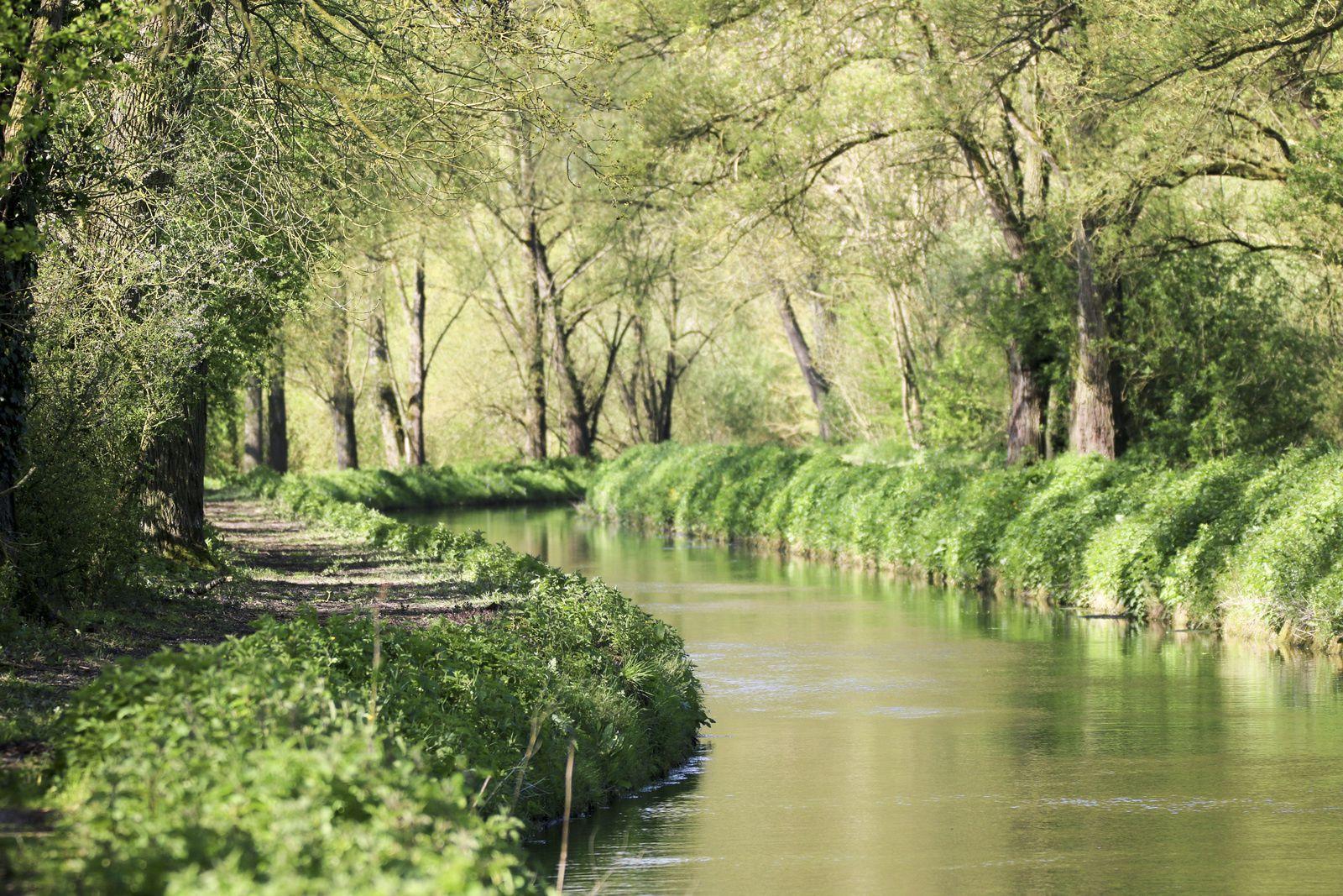 Rando du 1er Mai, 14 km en direction de l'église de Croix-Fonsomme. .