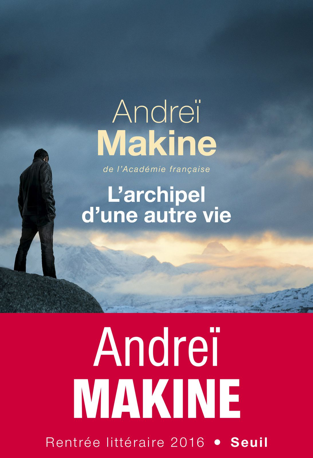 L'archipel d'une autre vie, Andreï Makine, éd. du Seuil