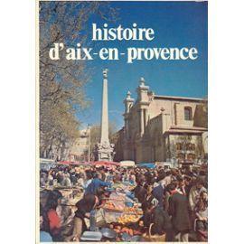 Histoire d'Aix.........un livre à lire
