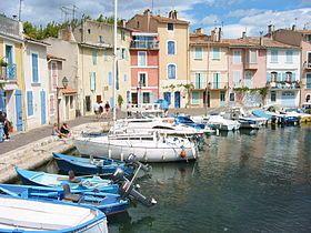 GR 2013 urbain : Martigues (2ème partie)