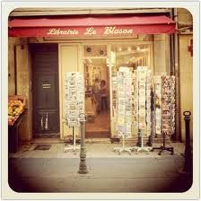 Librairie Le Blason.....programme