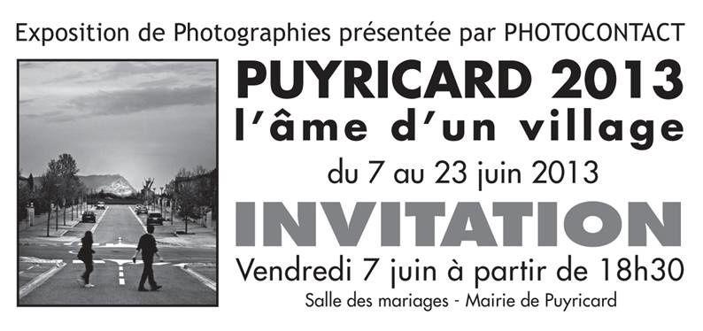 PUYRICARD 2013 , l'âme d'un village .