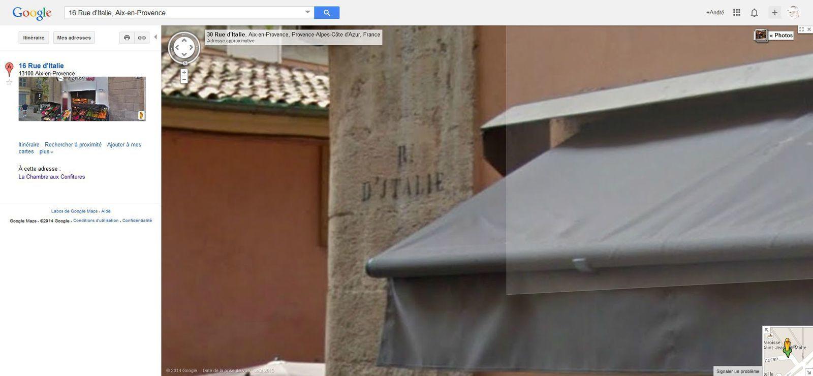 Rue d'Italie ou rue d'Jtalie ?