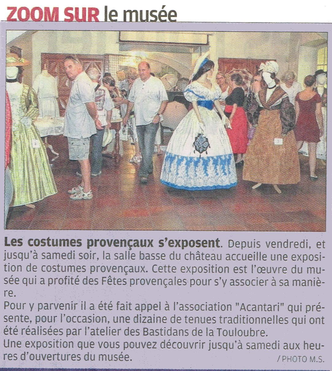 La Provence Marignane du 11 septembre 2014