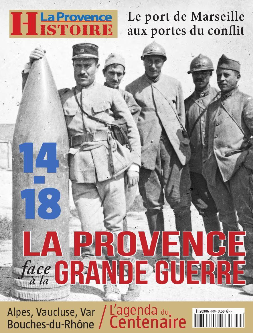 La Provence face à la Grande Guerre