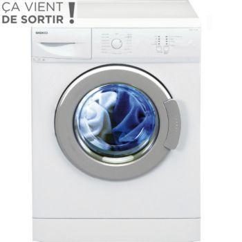 Avant les machines à laver...