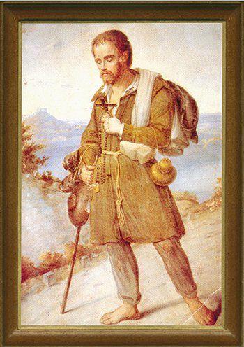 Saint Benoit Labre ...Le vagabond de Dieu.