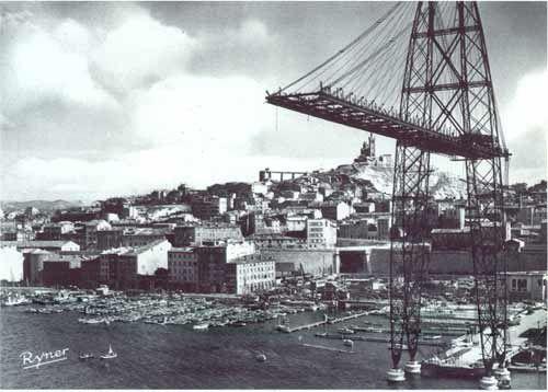 Marseille avant-guerre...