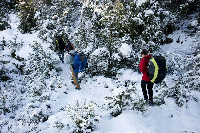 Sainte Victoire... bientôt station de ski
