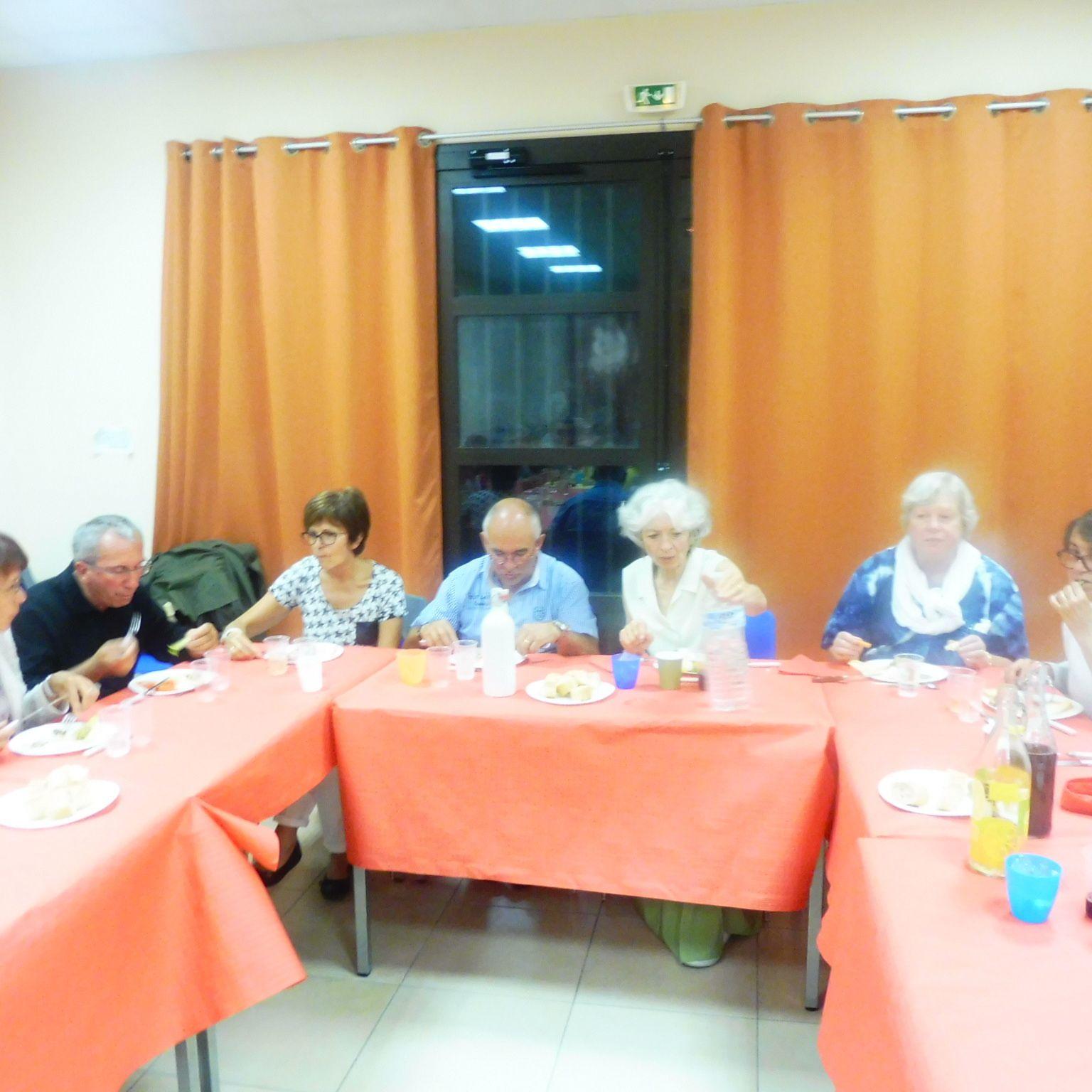 Visite d'Aix avec nos amis de Reotier