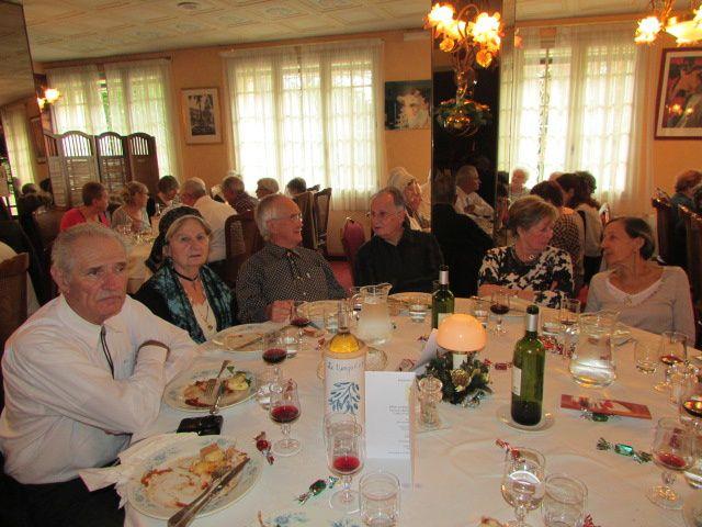 Ce dimanche c'était notre traditionnel repas Calendal