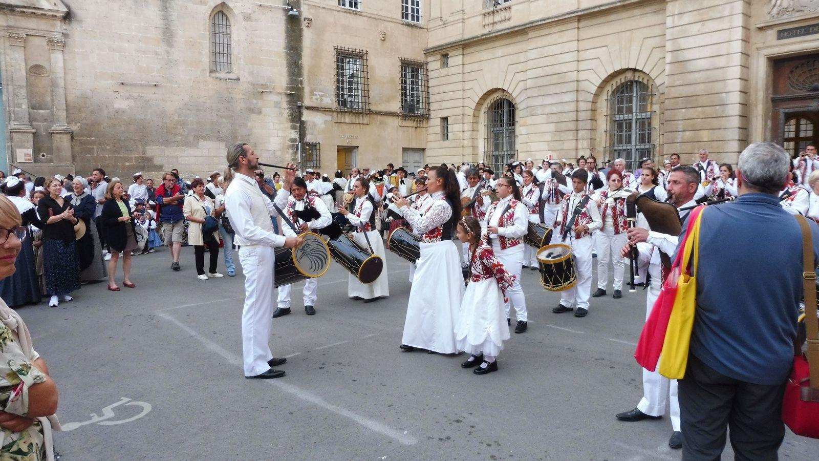 Nous y étions: La Pegoulado d'Arles
