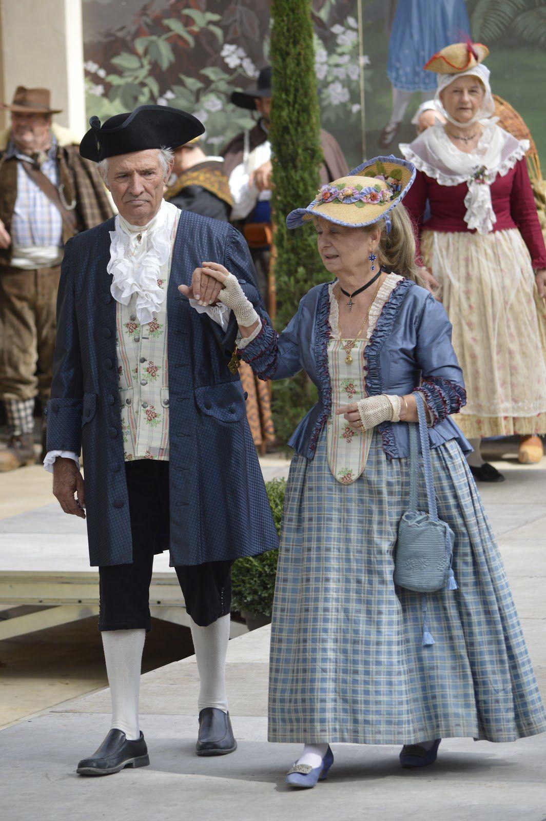 &quot&#x3B;Costumes de Provence en Fête&quot&#x3B; nous y étions.
