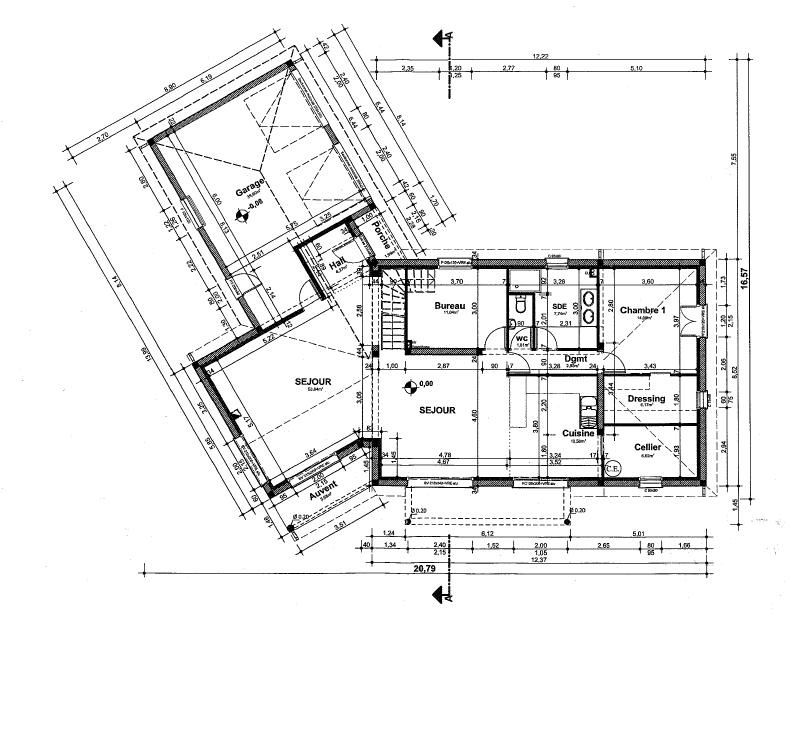 Une nouvelle aventure commence notre maison celia for Creation de plan de maison