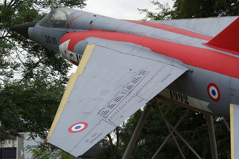 Mirage F1 Neu-Neu (Les Andelys 27)