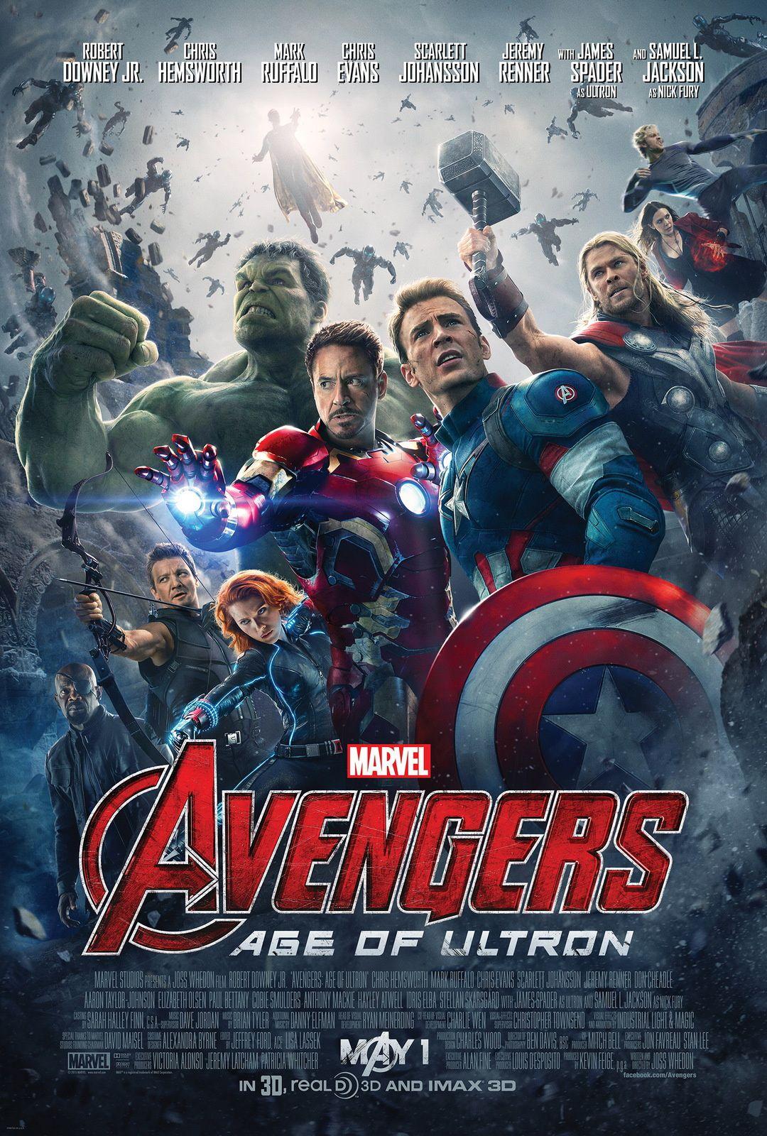 Avengers, L'Ere d'Ultron