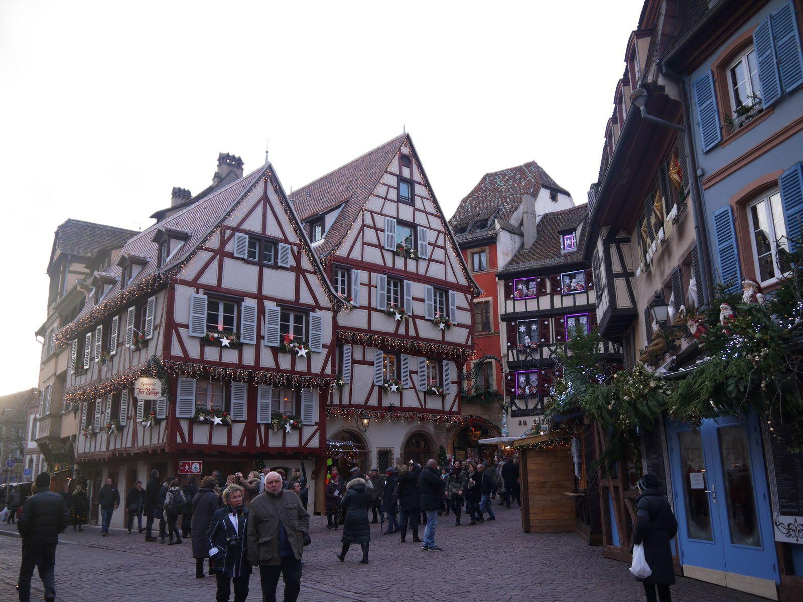 Marché de Noël à Colmar - Voyage