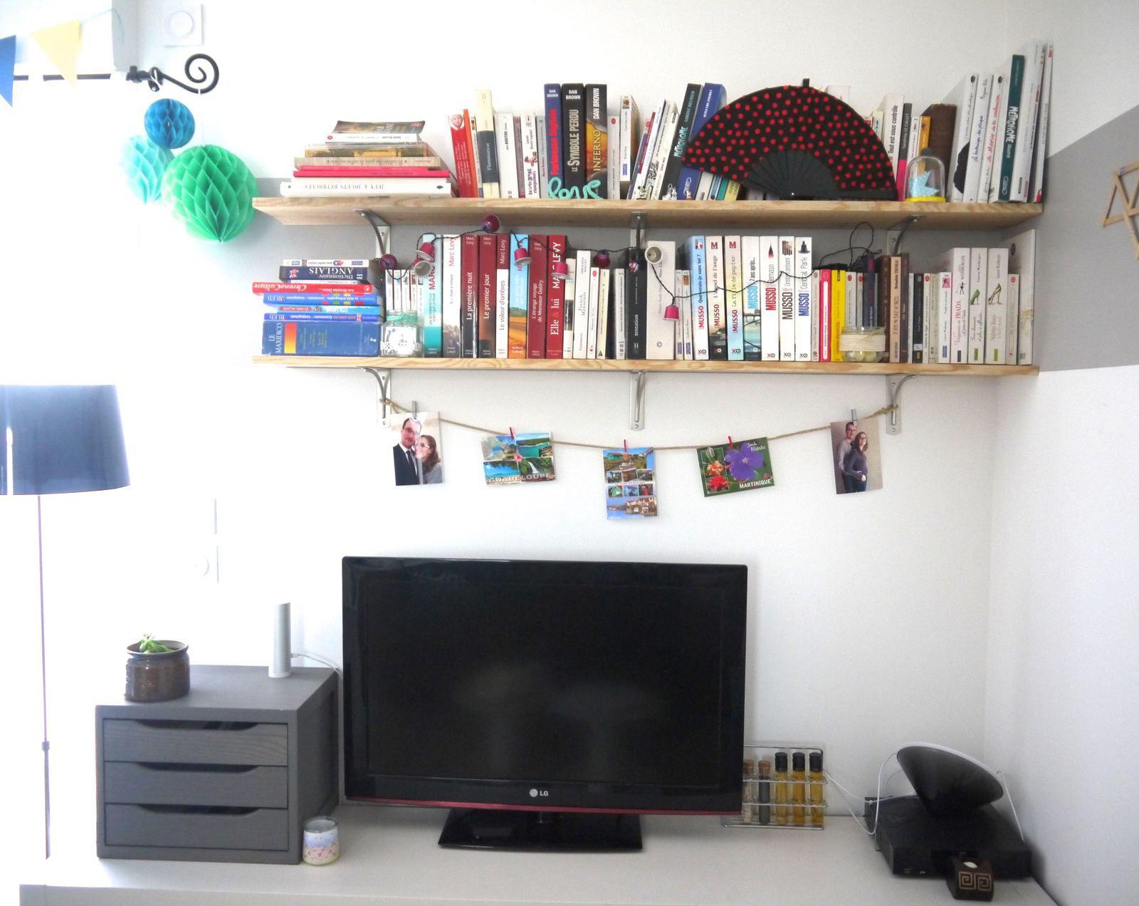 Guirlande porte photos - DIY