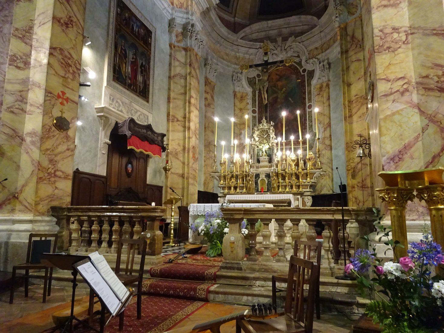 Musique musicales du troph e eglise saint michel la for Miroir de la musique
