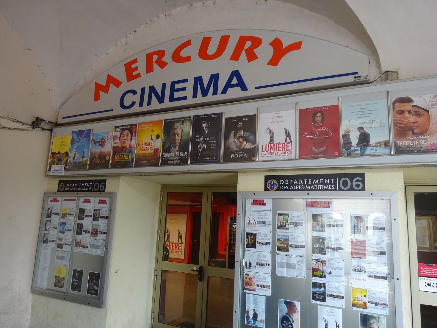 Cinéla Mercury - Nice - David Lynch  : the Art Life ©Théodore Charles/un-culte-d-art.overblog.com