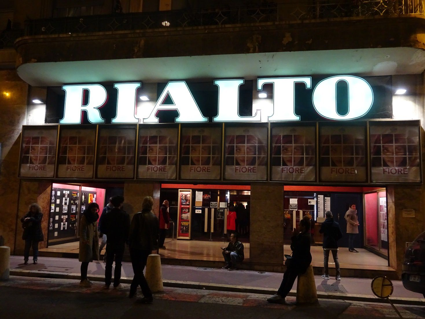 """Rialto"" de Claudio Giovannesi - Cinéma Rialto ©Théodore Charles/un-culte-d-art.overblog.com"