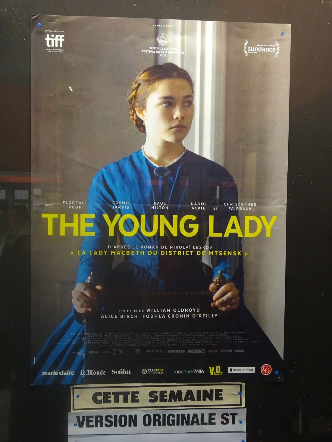 « The young Lady » de William Oldroyd - Cinéma Rialto - Nice ©Théodore Charles/un-culte-d-art.overblog.com
