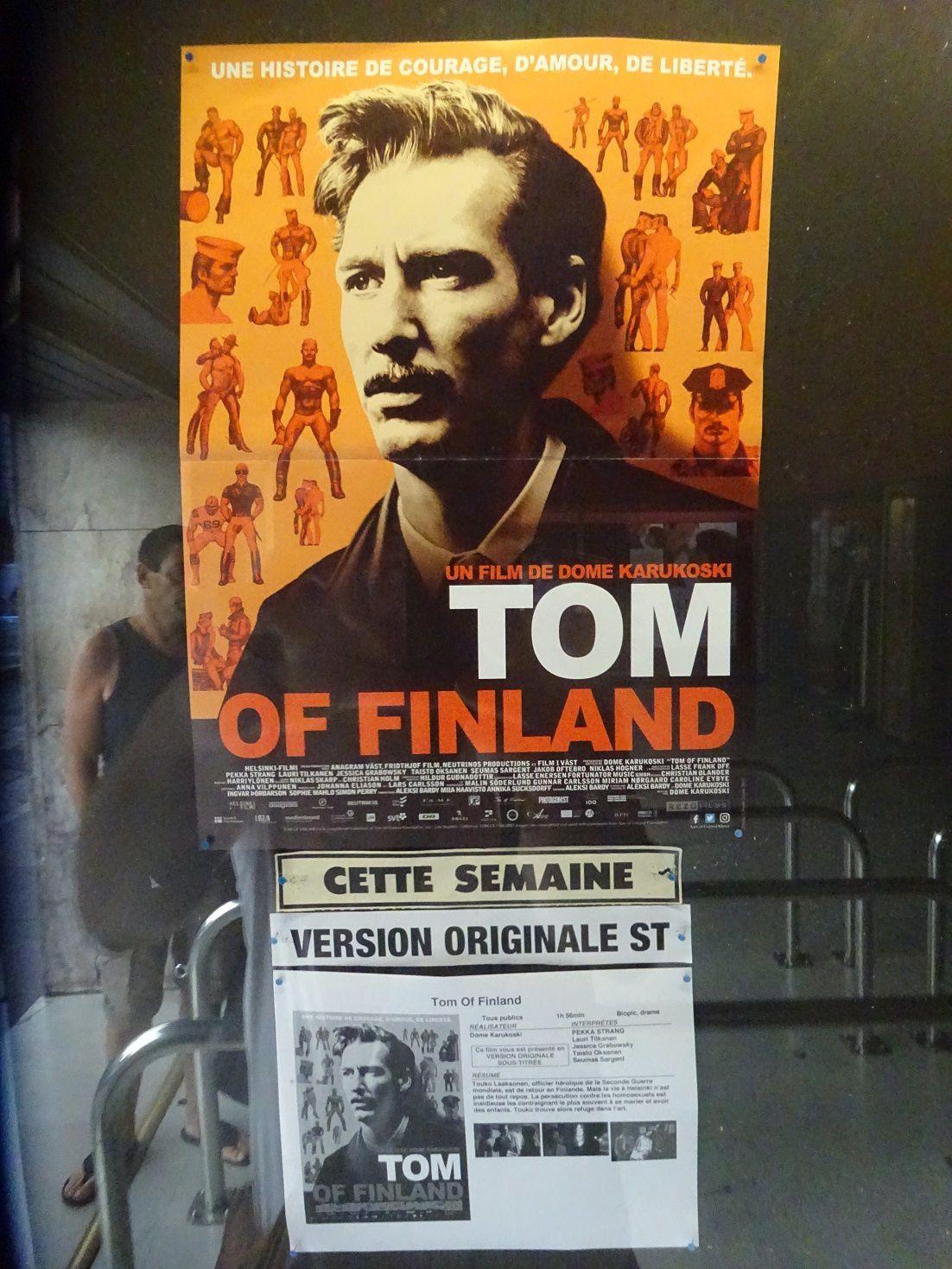 « Tom of Finland » de Dome Karukoski - Cinéma Rialto - Nice ©Théodore Charles/un-culte-d-art.overblog.com