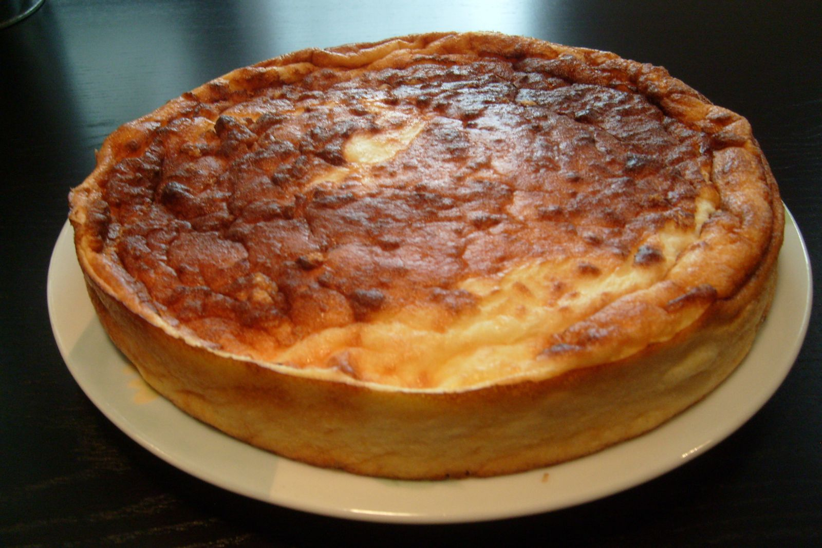 gateau fromage blanc regime dukan