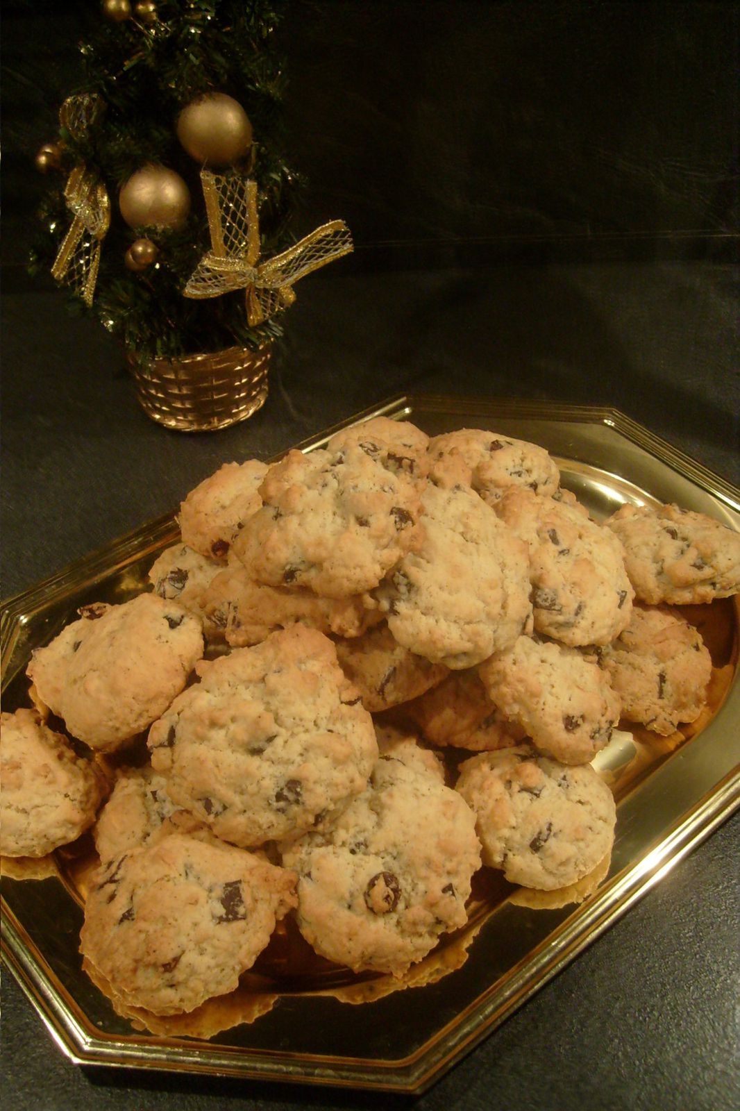 Les cookies du Père Noël