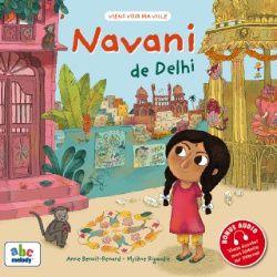 Pars à la découverte de Delhi avec Navani, une petite indienne de 8 ans. Elle te présente sa maison, sa famille, son école, ses copines, les balades dans les bazars, la visite au Taj Mahal, la fête de Dussehra, la danse et la musique indiennes... Prêt(e) pour la visite? Bienvenue à Delhi!