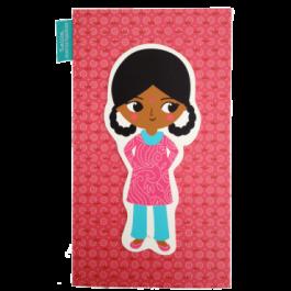 Lalita la petite indienne vit à Chenai. Lalita va à l'école, elle aime aller au cinéma, à la plage... Une vie de tous les jours riche en petits événements... et en grands, comme le jour de la fête de Pongal, le jour du nouvel an en Inde.