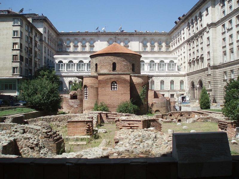 2008 Un été dans les Balkans ! Bulgarie