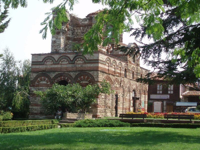 Nessebar : ville musée incontestablement une des plus belles villes de Bulgarie ' a ne pas manquer'