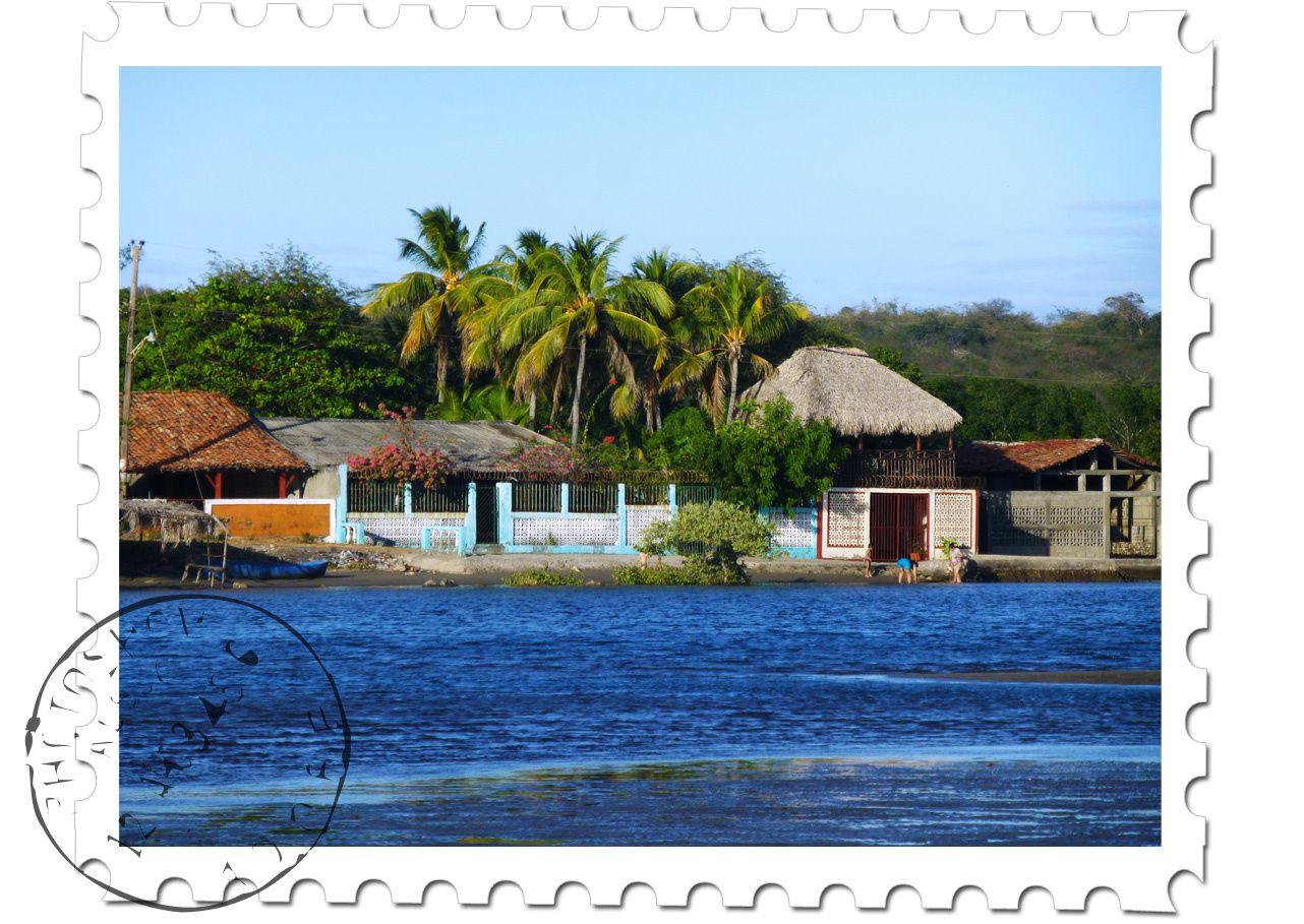 2014 Nicaragua (i) : Las Pénitas, l'océan pacifique