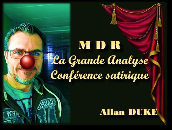 20 octobre : MDR, la grande analyse par Allan DUKE