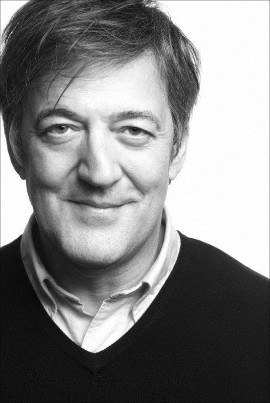 25. Stephen Fry