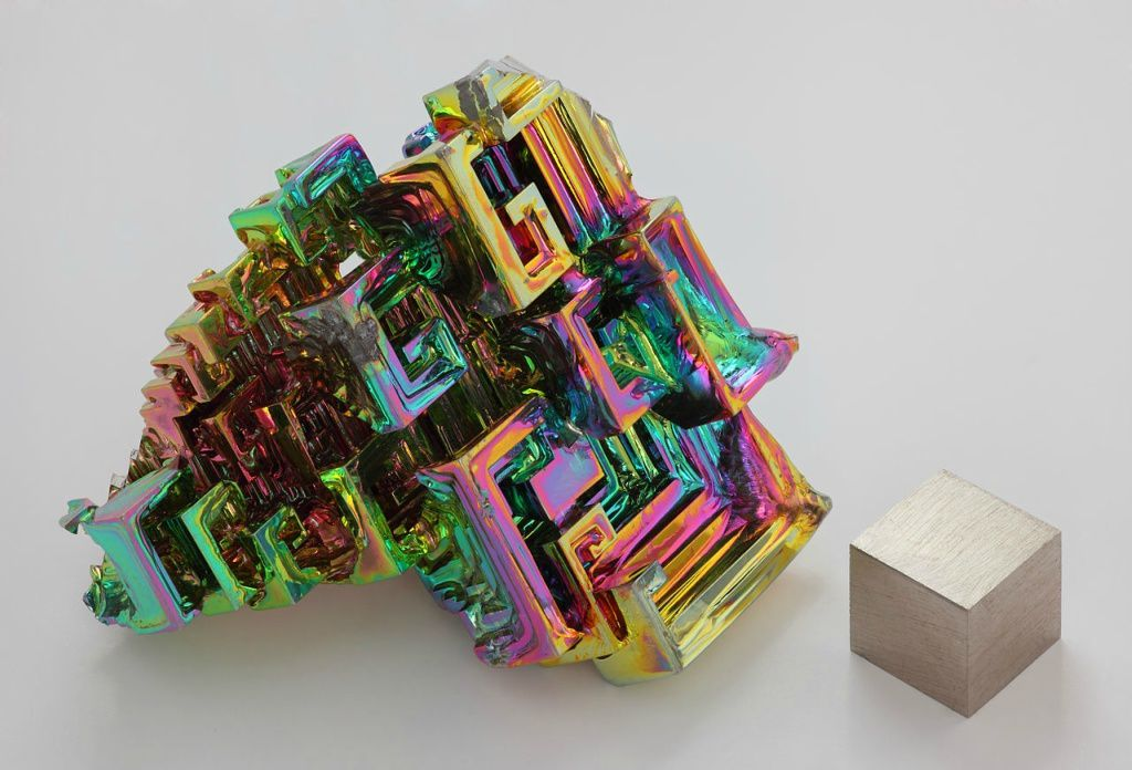 User Alchemist-hp «Synthetic bismuth crystal.""